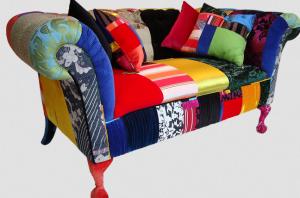 Обновляем диван самостоятельно