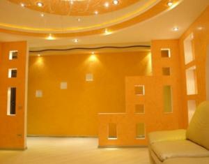 Декоративная облицовка стен
