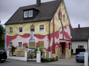 Этот дом заставляет оглянуться