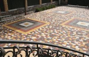 Как класть тротуарную плитку: интересная подборка советов