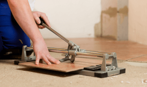 Механический плиткорез