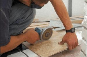 Как обрезать плитку в домашних условиях