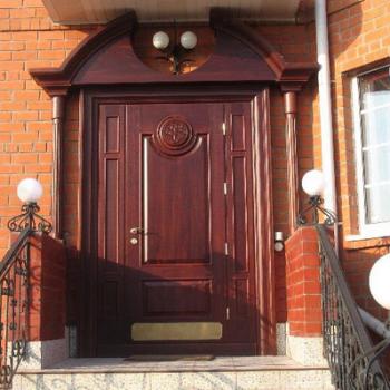 Установка входной металлической двери своими руками