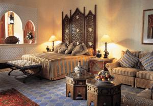 Марокканский орнамент: его особенности и использование в интерьере
