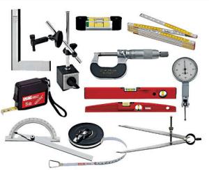 Инструменты для измерения в строительстве