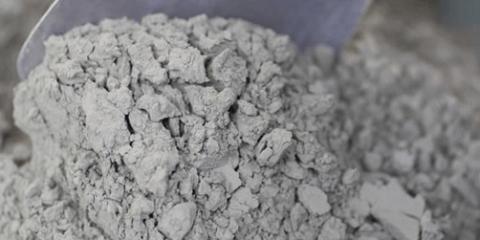 Расширяющийся цемент не дает усадки при твердении