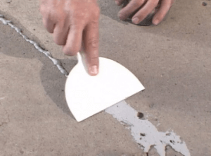 Устранение трещин с особой тщательностью
