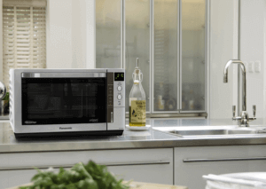 Мини печь на кухне