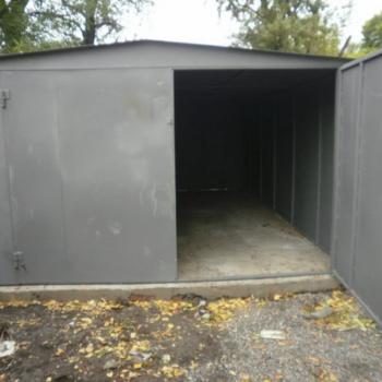 Постройте эффективный фундамент под металлический гараж за небольшие деньги