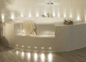 Подсветка для ванны