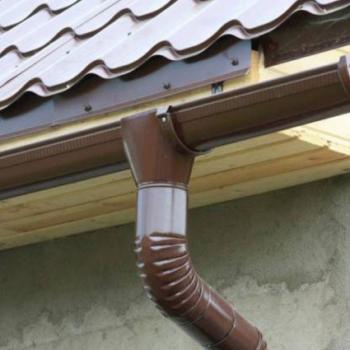 Ливневка на крыше и в земле: отвод атмосферных вод, секреты и правила, виды и применение