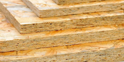 Влагостойкие строительные плиты ОСБ