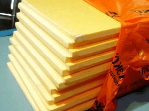 Пеноплекс в упаковке