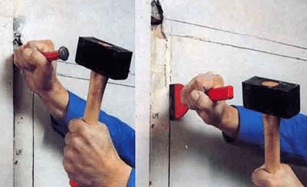 Как сделать штробу своими руками