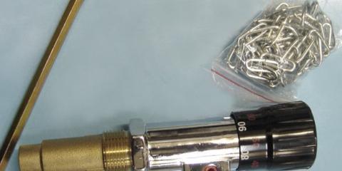 Терморегулятор механический для котла