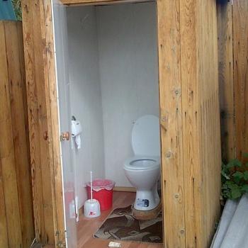 Деревенский туалет своими руками: правила строительства