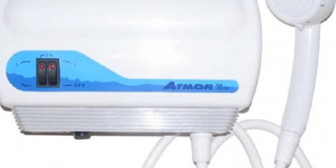 Проточный водонагреватель электрический