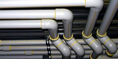 Трубы для водопровода разного диаметра