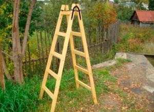Лестница-книжка