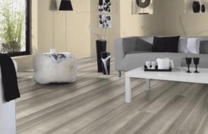 Линолеум в интерьере гостиной
