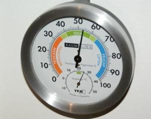 Прибор для измерения влажности