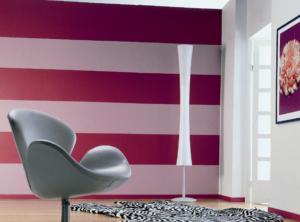 Цветовое решение покраски стен