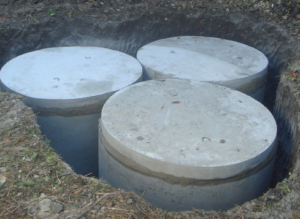 Как правильно сделать септик из бетонных колец, его разновидности