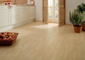 Линолеум в виде деревянного покрытия