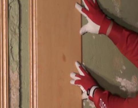 Монтаж панелей пвх на жидкие гвозди своими руками