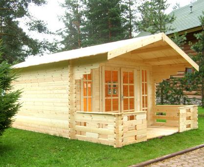 Какие маленькие домики для дачи пользуются спросом