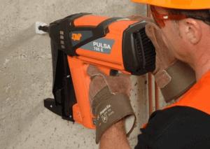 Газовый строительный молоток