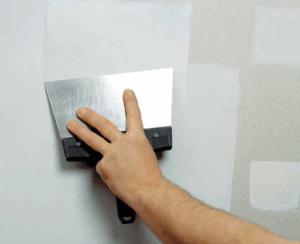 Шпаклевка жидкая для стен