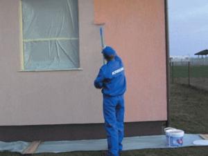 Шпатлевка перед финишной покраской