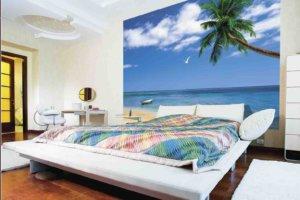 Как правильно выбрать обои для спальни: фактура и цвет