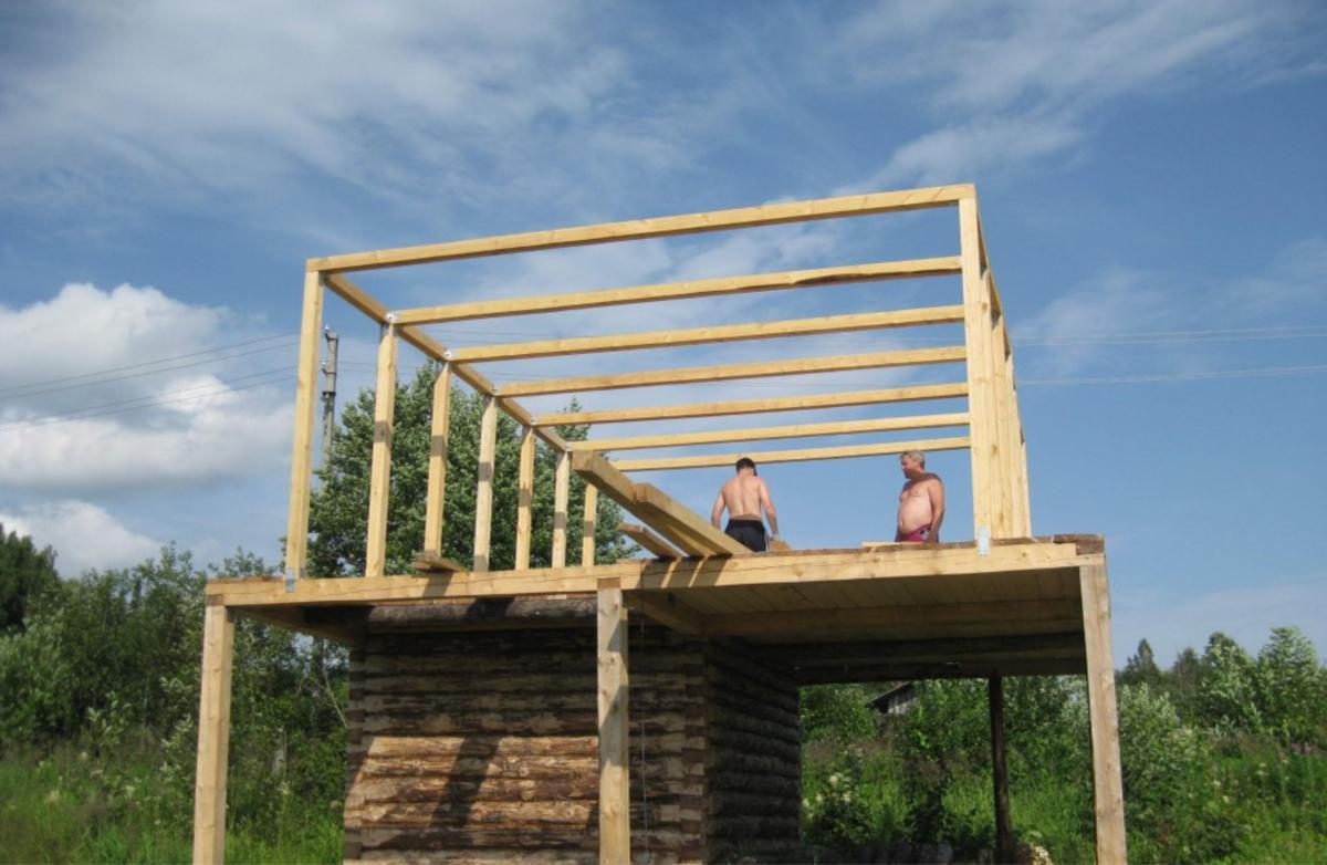 Как построить мансардную крышу своими руками пошаговая инструкция