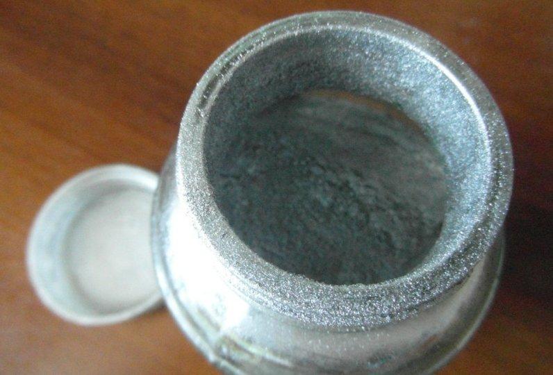 Как сделать краску сере