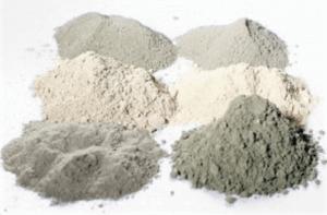 Разновидности цемента