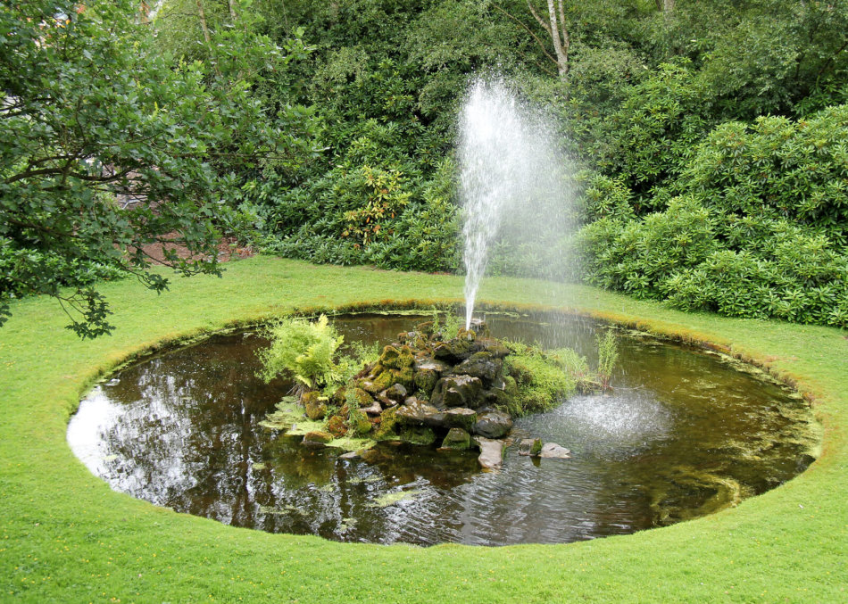 Дизайн фонтанов своими руками 372
