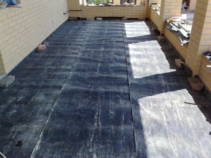 Гидроизоляция под бетон