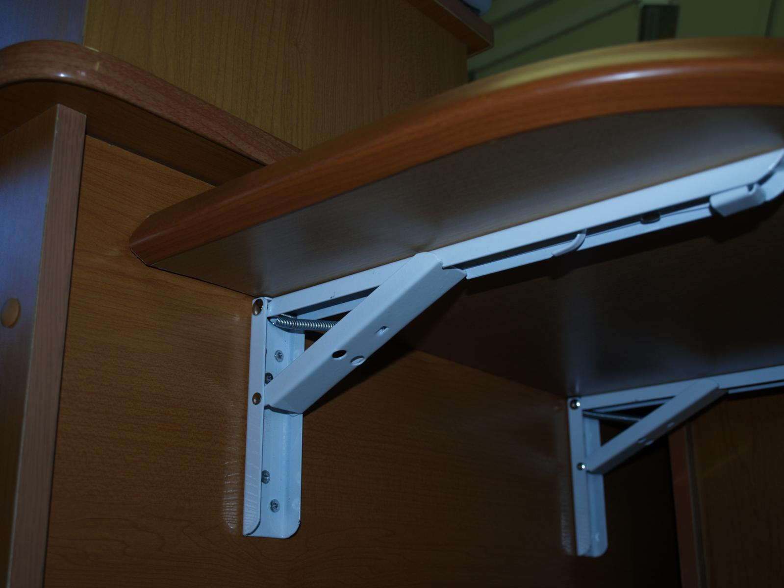 Ножки для откидного стола от стены своими руками