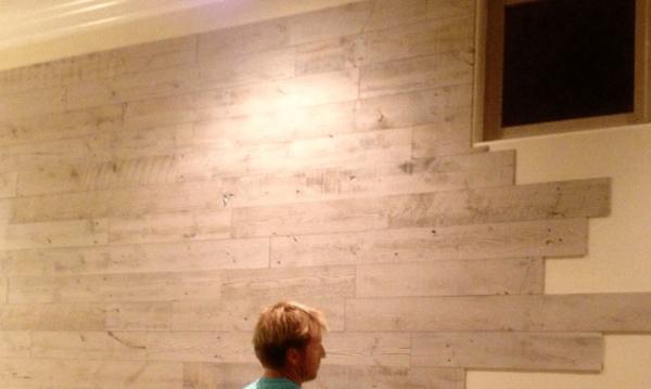 Кухня из деревянных панелей своими руками