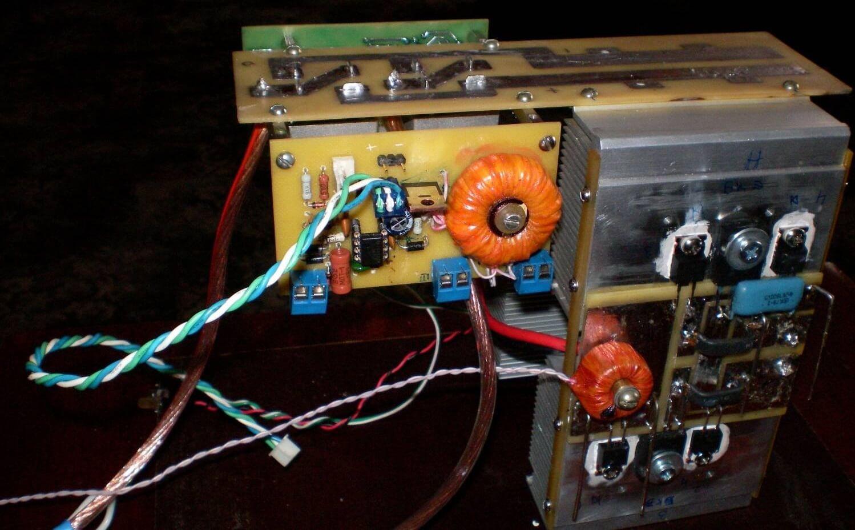 Как сделать регулятор тока сварочного аппарата 104
