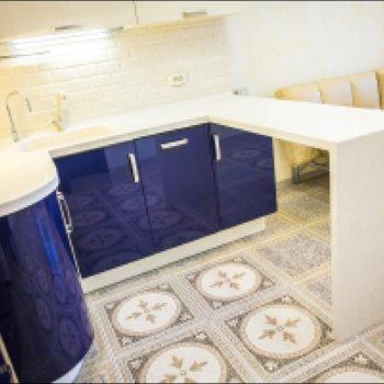 Какое напольное покрытие выбрать для кухни: ремонт и дизайн помещения