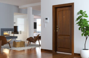 Межкомнатная дверь с коробкой
