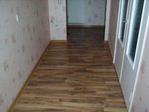 Покрытие в узком коридоре