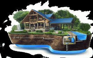 Скважина для водоснабжения