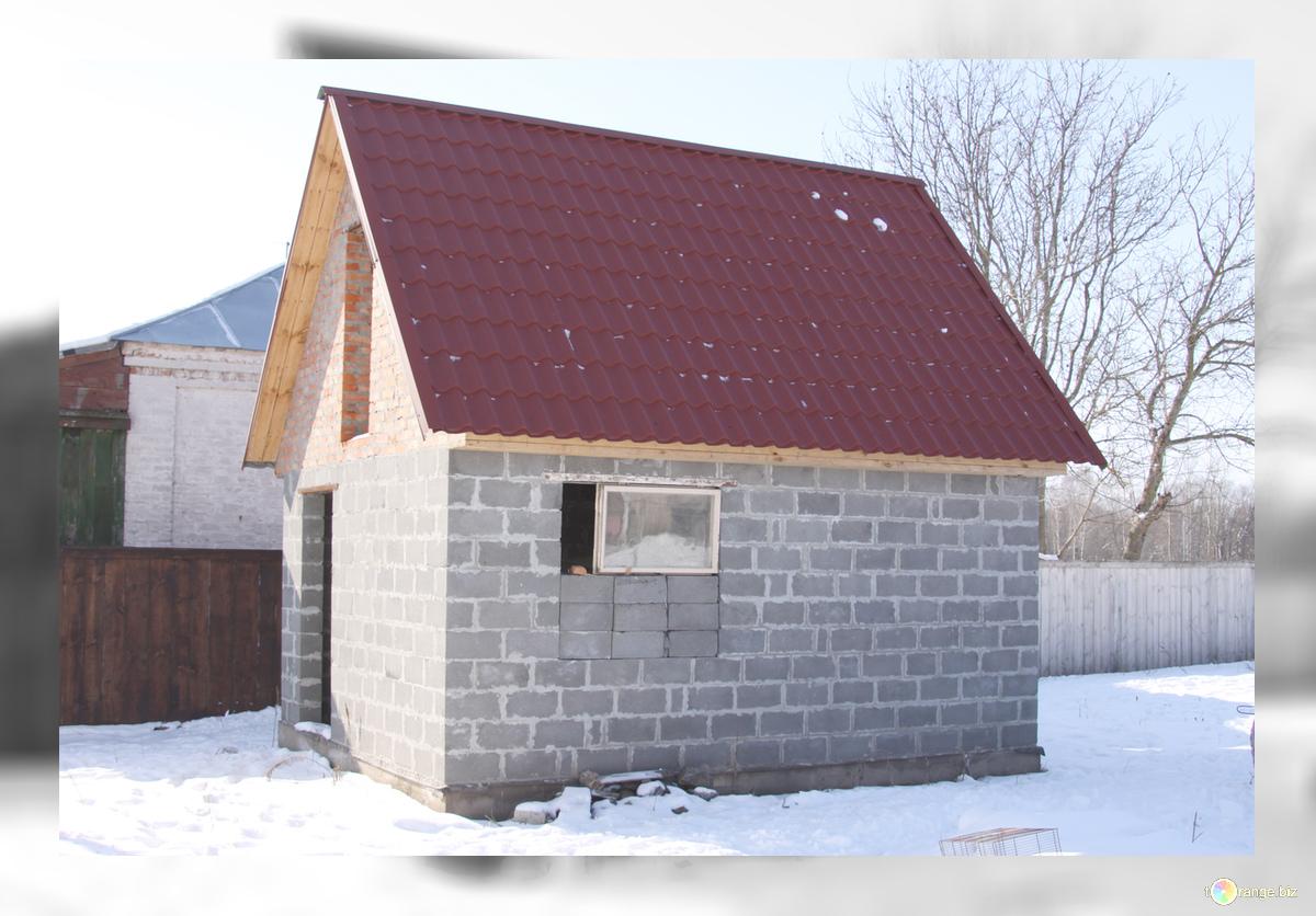 Баня из газоблока своими руками проекты фото 3х4