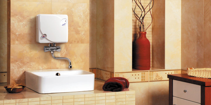 Плоский водонагреватель в частном доме