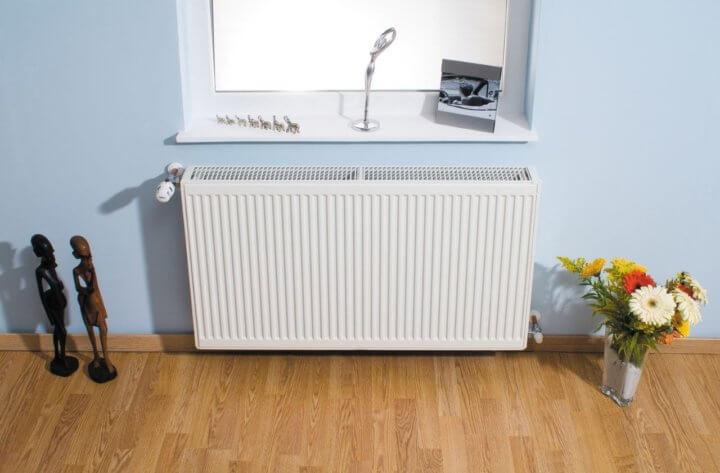 Радиатор отопления панельного типа