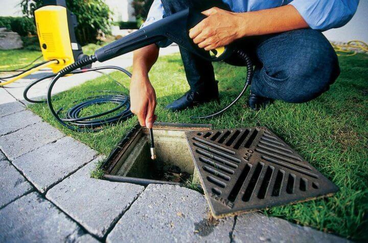 Своевременная прочистка канализации